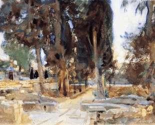 Jerusalem — Джон Сингер Сарджент