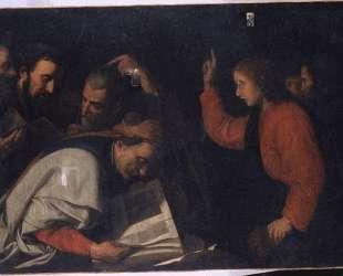 Jesus Among Doctors — Бартоломе Эстебан Мурильо