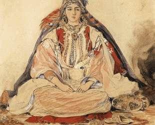Еврейская невеста — Эжен Делакруа