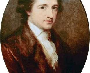Johann Wolfgang von Goethe — Ангелика Кауфман