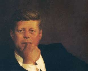 John F. Kennedy — Джейми Уайет