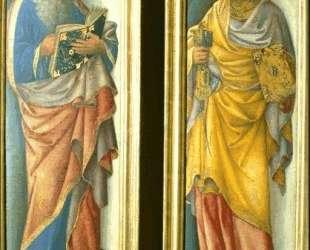 Иоанн Богослов и Апостол Пётр — Якопо Беллини