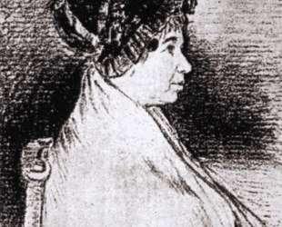 Josefa Bayeu — Франсиско де Гойя