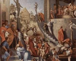 Joseph in Egypt — Джакопо Понтормо