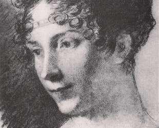 Josephine Bonaparte (study) — Пьер Поль Прюдон