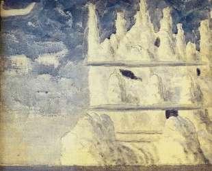 Путешествие королевича (III) — Микалоюс Чюрлёнис