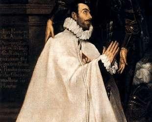 Юлиан Ромеро де лас Азанас и его покровитель Св. Юлиан — Эль Греко