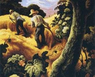 July Hay — Томас Гарт Бентон