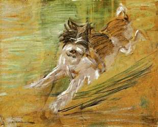 Jumping Dog Schlick — Франц Марк