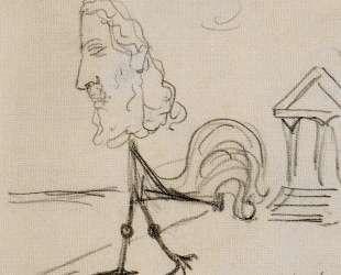 Юпитер у моря — Джорджо де Кирико