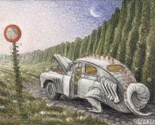 Jurassic Parking — Яцек Йерка