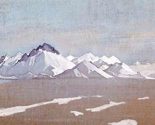 Karakoram — Николай Рерих