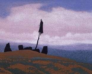 Khan's grave — Николай Рерих