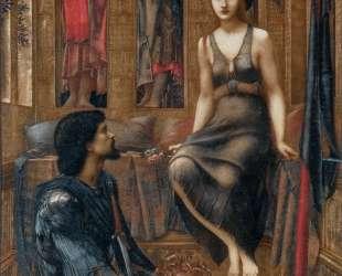Король Кофетуа и нищенк — Эдвард Бёрн-Джонс