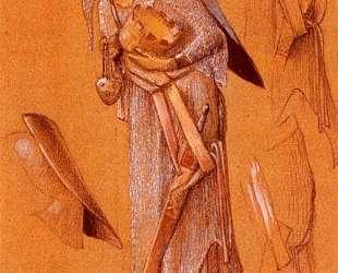 Король Гаспар — Эдвард Бёрн-Джонс