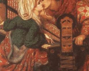 King Rene`s Honeymoon — Данте Габриэль Россетти