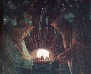 Короли (Сказочные Короли) — Микалоюс Чюрлёнис