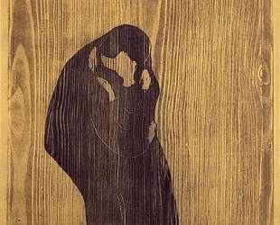 Поцелуй IV — Эдвард Мунк