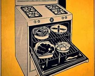 Кухонная плита — Рой Лихтенштейн
