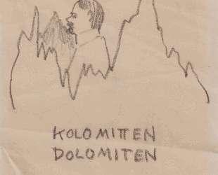 Kolo middle Dolomites — Коломан Мозер