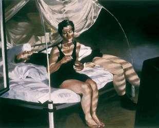 Krefeld Project Bedroom Scene 1 — Эрик Фишль