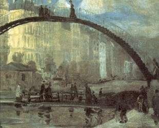 La Villette — Уильям Джеймс Глакенс