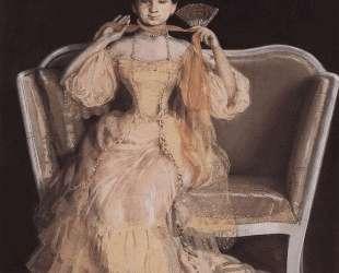 Lady in Pink — Чайльд Гассам