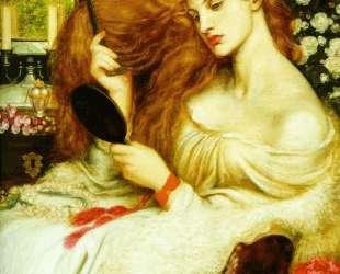 Lady Lilith — Данте Габриэль Россетти