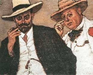 Lajos und Odon — Йожеф Рипль-Ронаи