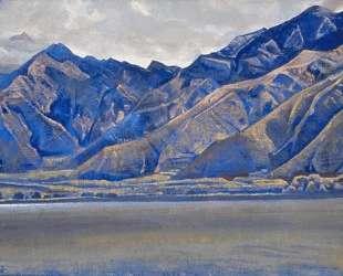 Lake Dal — Николай Рерих