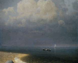 Ладожское озеро — Архип Куинджи
