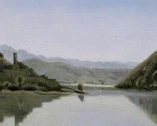 Озеро Пьедилюко — Камиль Коро