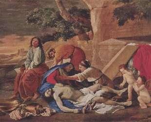 Плач над телом Христа — Николя Пуссен