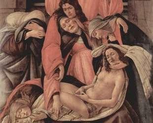 Плач над мертвым Христом — Сандро Ботичелли