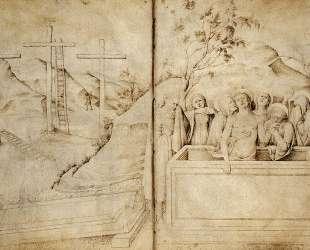 Оплакивание Христа — Якопо Беллини