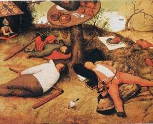 Страна лентяев — Питер Брейгель Старший