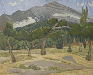 Penteli Landscape — Константин Малеас