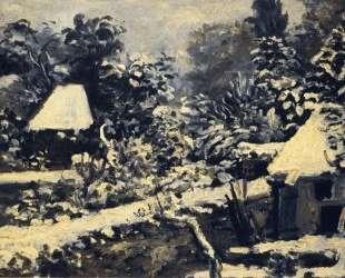 Landscape — Пьер Огюст Ренуар
