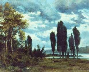 Пейзаж — Архип Куинджи