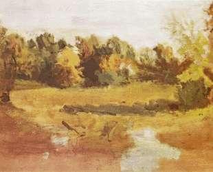 Landscape — Томас Икинс