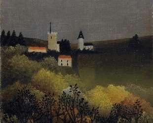 Landscape — Анри Руссо