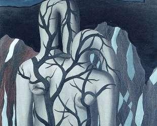 Landscape — Рене Магритт