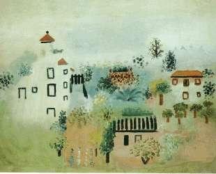 Landscape — Пабло Пикассо
