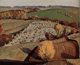 Landscape — Грант Вуд