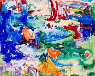 Landscape — Ганс Гофман