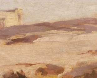 Landscape, Karyatides — Николаос Литрас
