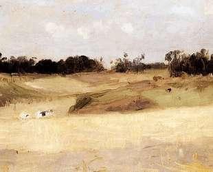 Landscape near Valenciennes — Берта Моризо