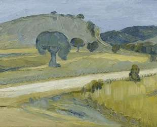Attica Landscape — Константин Малеас