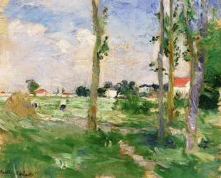 Landscape of Creuse — Берта Моризо