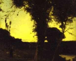 Landscape Paysage — Франсис Пикабиа